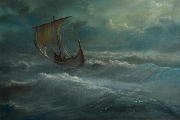 Станислав Побытов. North marine