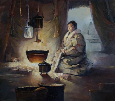 Кристина Ровная. Того