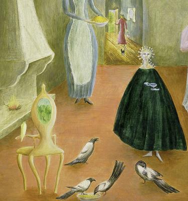 Leonora Carrington. Spinster. Fragment