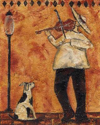 Деби Хаббс. Музыкант и поклонник
