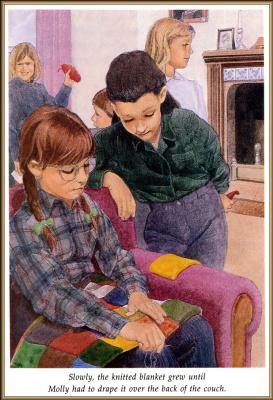 Ник Баскет. Американская девочка Молли. Вторая книга о Молли 12