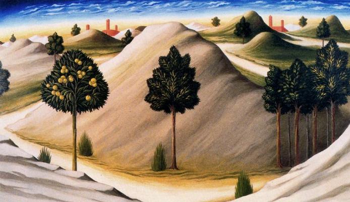 Лоренцо Бонечи. Пейзаж 1