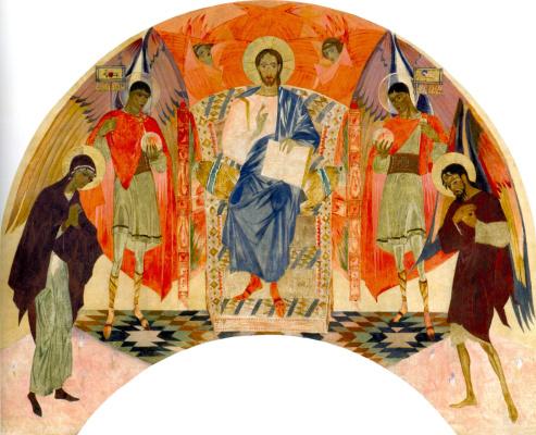 Peter Ivanovich Cold. Prayer
