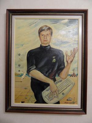 Vlad S. Zharkevich. Течение времени.