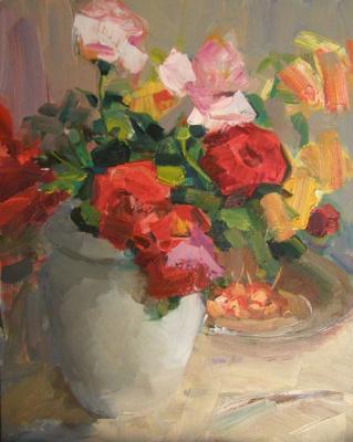 Ксения Хидаева. Розы