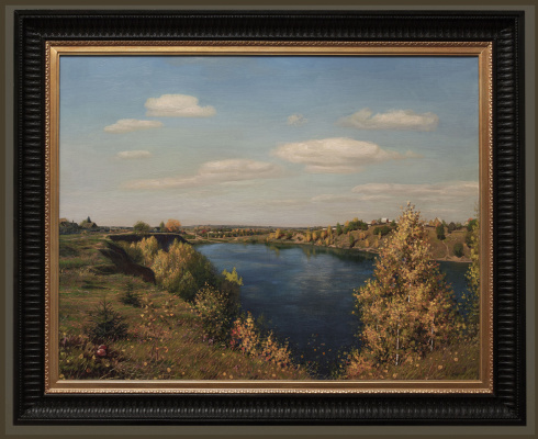 Sushienok64@mail.ru Михайлович Сушенок Игорь. Autumn.