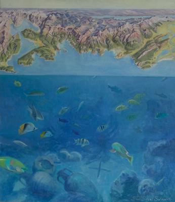 Юрий Соломко. Montenegro water