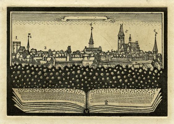 Alexander Aksinin. Bookplate Of Victor Voldemarovna