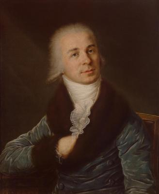 Vladimir Lukich Borovikovsky. Portrait Of Gavrila Romanovich Derzhavin