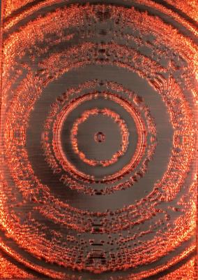 Asot Haas. Resonance of sound