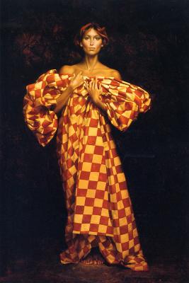 Джеймс Кристенсен. Платье