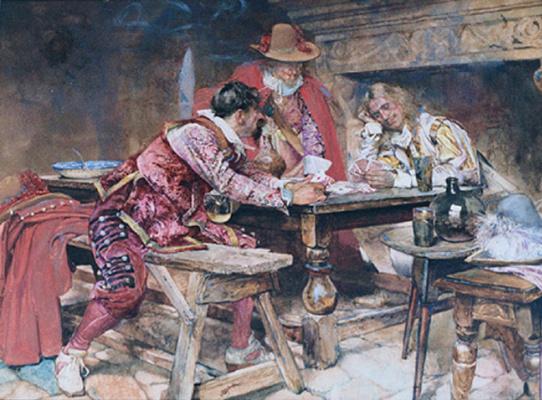 Эдгар Банди. Пьяные разговоры
