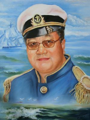 Хельга Эдуардовна Григорьева. Captain.