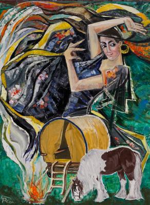 Rafael Haim Derchansky. Gypsy Rhapsody