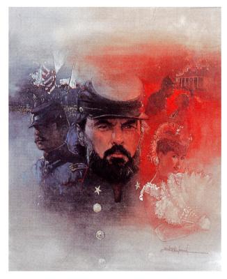 Билл Франсворс. Мужской портрет