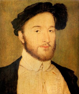Cornel de Lyon. Charles de La Rochefoucauld