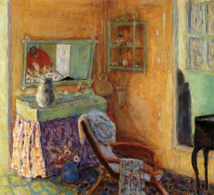 Pierre Bonnard. Interior