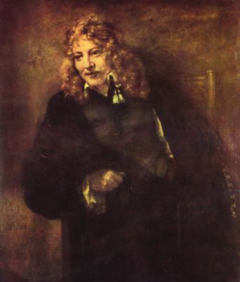 Rembrandt Harmenszoon van Rijn. Portrait Of Nicholas Breining