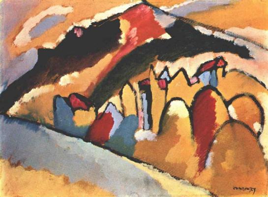 Wassily Kandinsky. Autumn