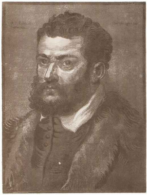Peter Paul Rubens. Portrait Of Giovanni Cornaro