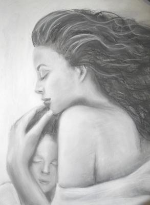 Нина Гумецкая. Материнская любовь