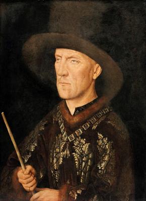 Jan van Eyck. Baudouin de Lannoy