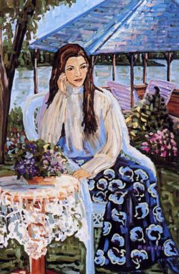 Марта Лилиам Гоуетте-Сааведра. Мечта одно мгновение
