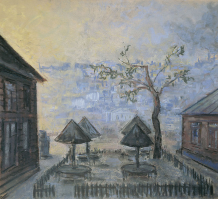 Svyatoslav Teofilovich Richter. Pavshino