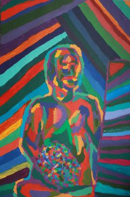 Max Yakushenok. Residual Self Portrait