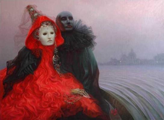 Елена Шумахер. Венецианский Титаник
