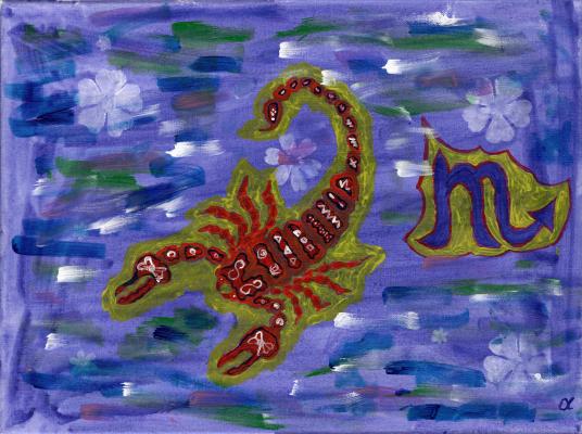 Nicodemus Alias. Scorpion