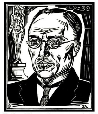 The Portrait Of I. P. Furman