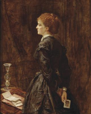 John Everett Millais. Yes or no?