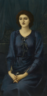 Edward Coley Burne-Jones. Baroness