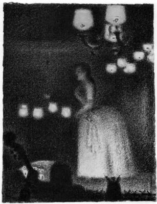Georges Seurat. Paradise concert