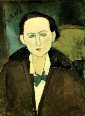 Портрет Елены Павловской