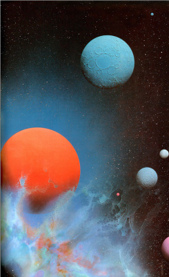 Дэйв Арчер. Планеты