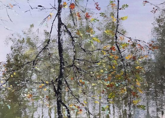 Анастасия Ораина. Autumn