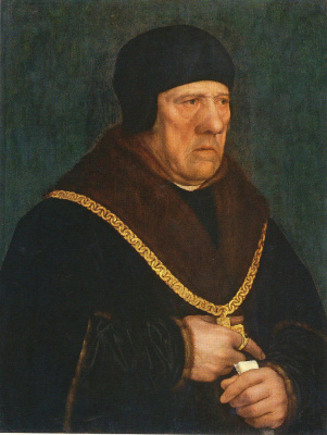 Hans Holbein The Younger. Sir Henry Wyeth