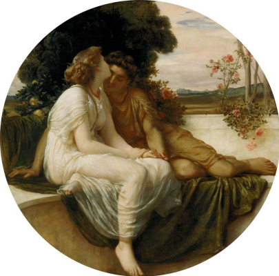 Frederic Leighton. Acme and Septimius