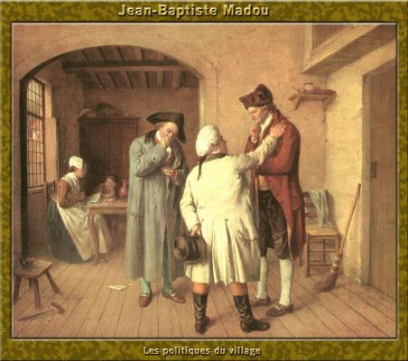 Жан-Батист Маду. Деревня