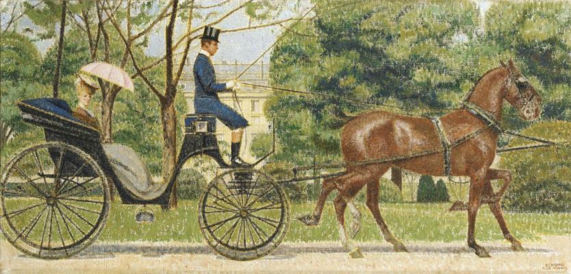 Бернар Буте де Монвель. Виктория