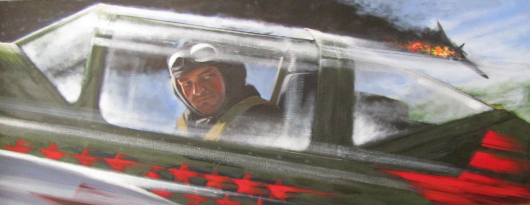Alexander Leonidovich Osedovsky. Fighter
