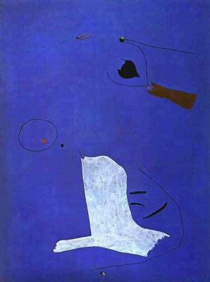 Joan Miro. Picture