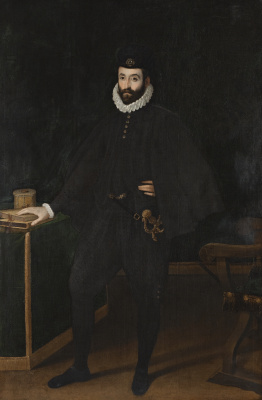 Софонисба Ангвиссола. Портрет Франческо ди Медичи, старшего сына Козимо I