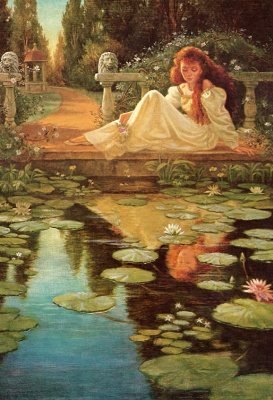 Рут Сандерсон. Озеро