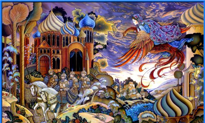 Лорел Лонг. Сказочный мир
