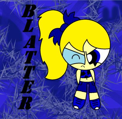 Cat The killer. Blatter