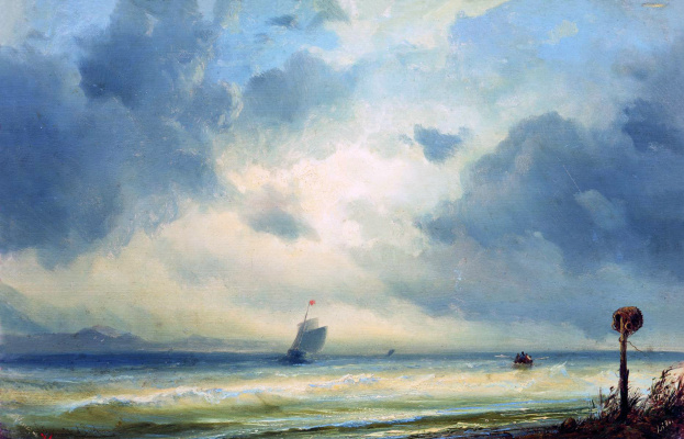 Alexey Petrovich Bogolyubov. Lido Venice