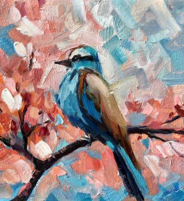 Natalia Shlyakhova. Bird